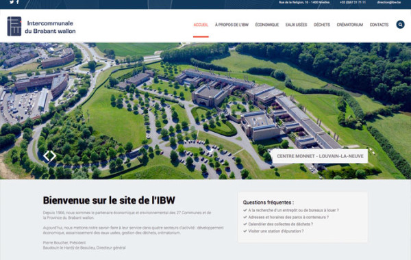 Intercommunale du Brabant Wallon (IBW)
