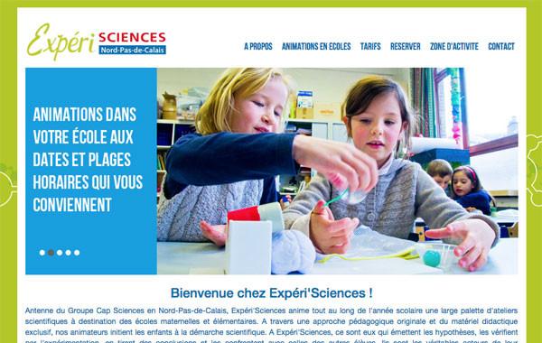 Expéri'sciences