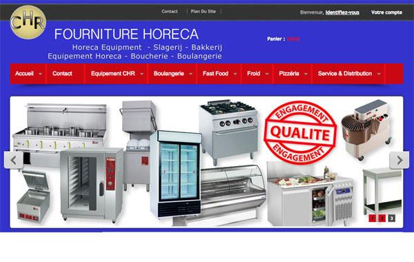 Fourniture Horeca