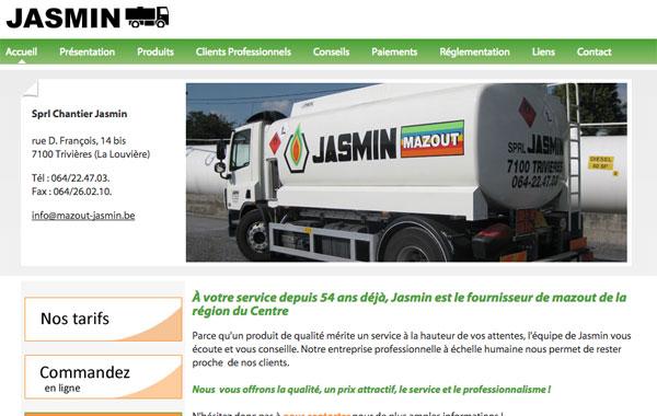 Mazout Jasmin