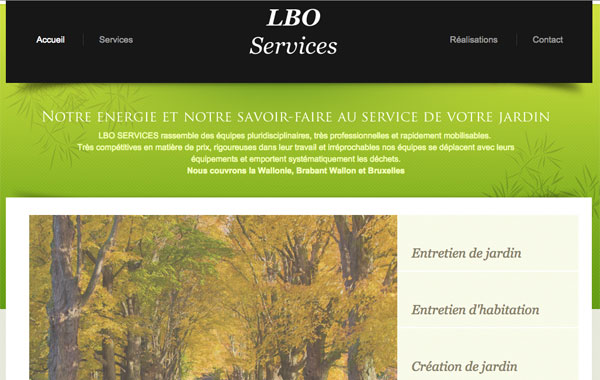 LBO services