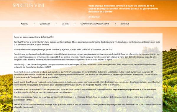 Spiritus Vini