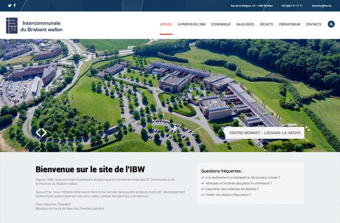 Intercommunale du Brabant Wallon (IBW)